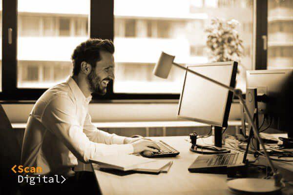 Digitaliser jeres arbejdsgange med Kofax
